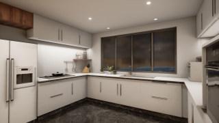 家居-厨房-方案二