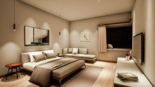 家居-卧室方案三